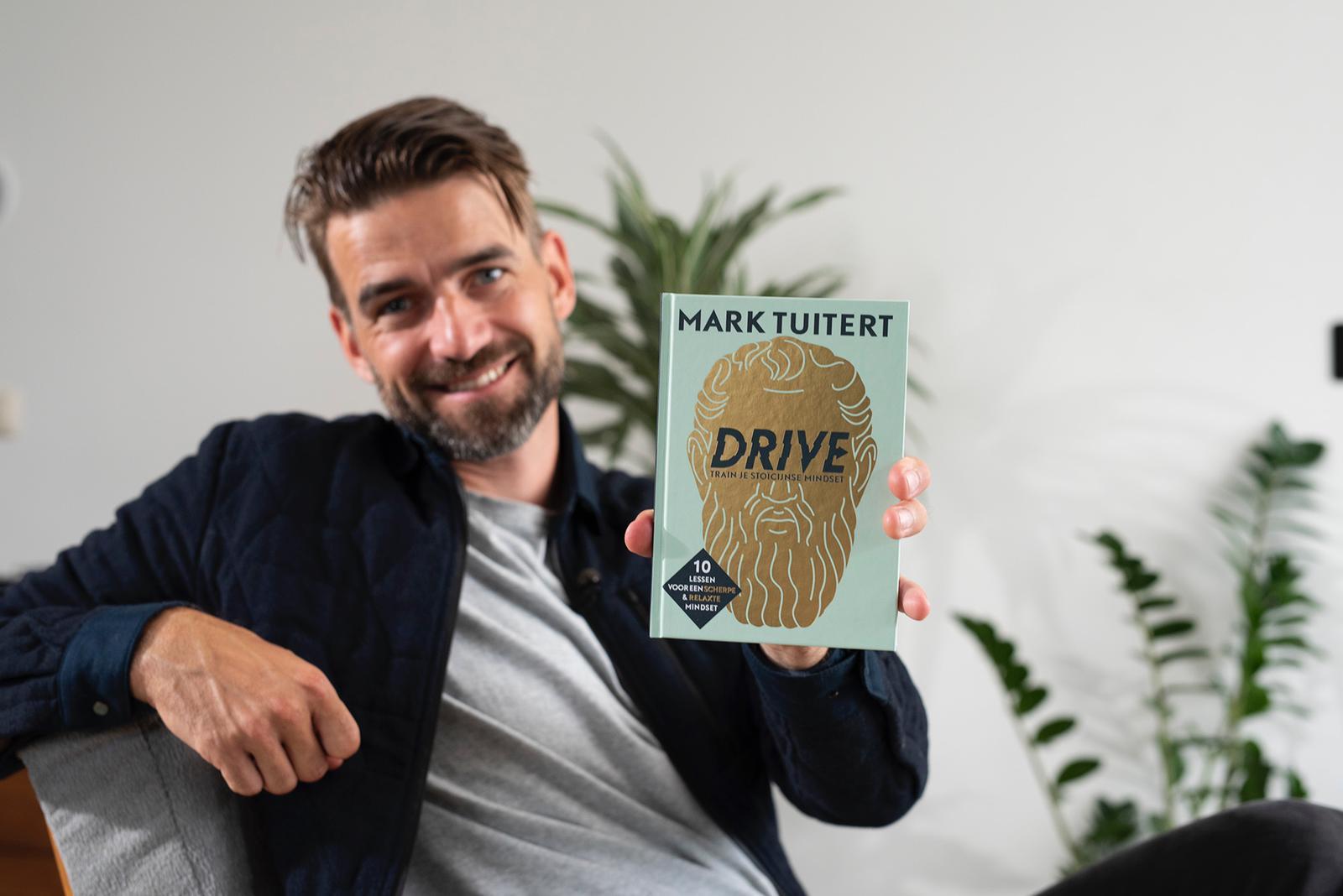 mark tuitert, drive, boek, stoicisme, filosofie