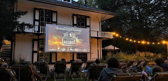 Bios in het bos: boek nu een kaartje voor deze outdoor bioscoop