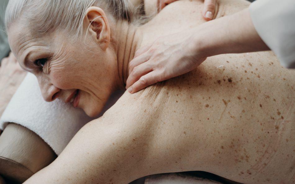 massage depressie